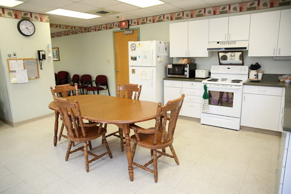 Kitchen at UPMC Susquehanna