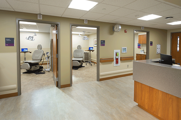 Construction | Completed | UPMC Horizon and UPMC Jameson