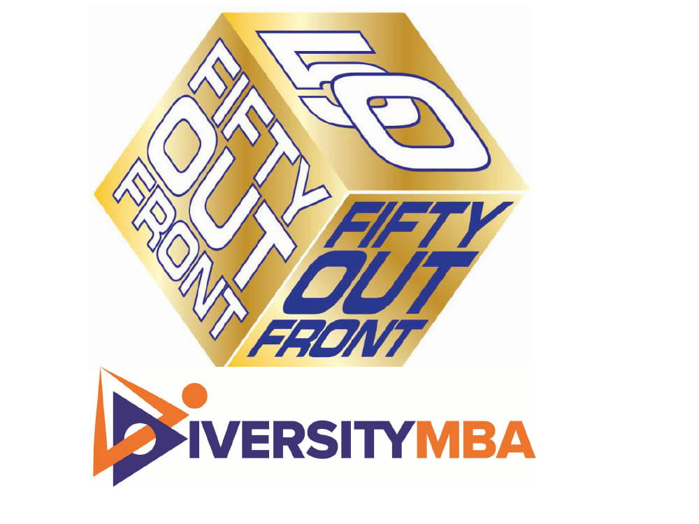 Diversity MBA Magazine Fifty Out Front