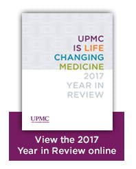 UPMC 2017 Year in Review - Online Book - 52 Pages