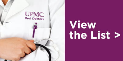 View the UPMC Best Doctors List