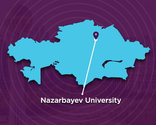 Map of Kazakhstan | UPMC International Division