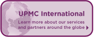 UPMC International Services