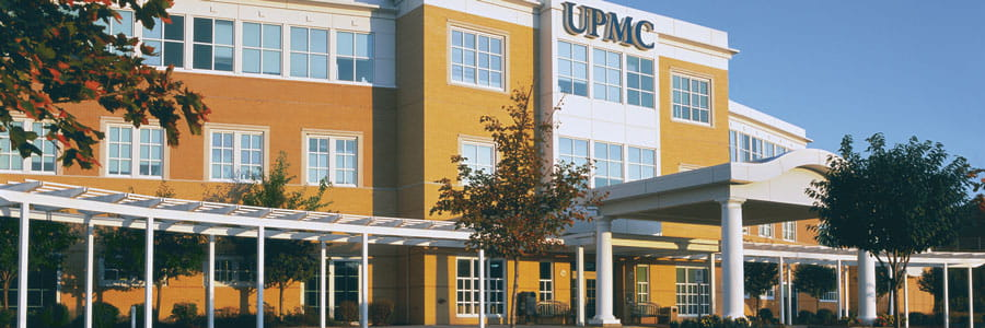 UPMC South Hills exterior