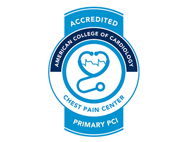 Accredited American College of Cardiology Chest Pain Center Primary PCI