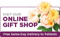 Visit our online gift shop - free same day delivery to patients.