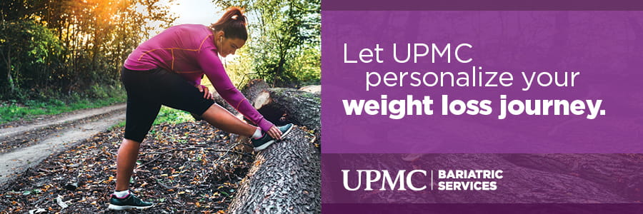 Let UPMC Personalize Your Weight Loss Journey | UPMC Bariatric Services