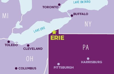 Physician Opportunities at UPMC Hamot - Erie PA