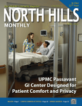 North Hills Monthly: UPMC Passavant GI Center Designed for Patient Comfort and Privacy