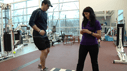 sport-specific exertional therapy