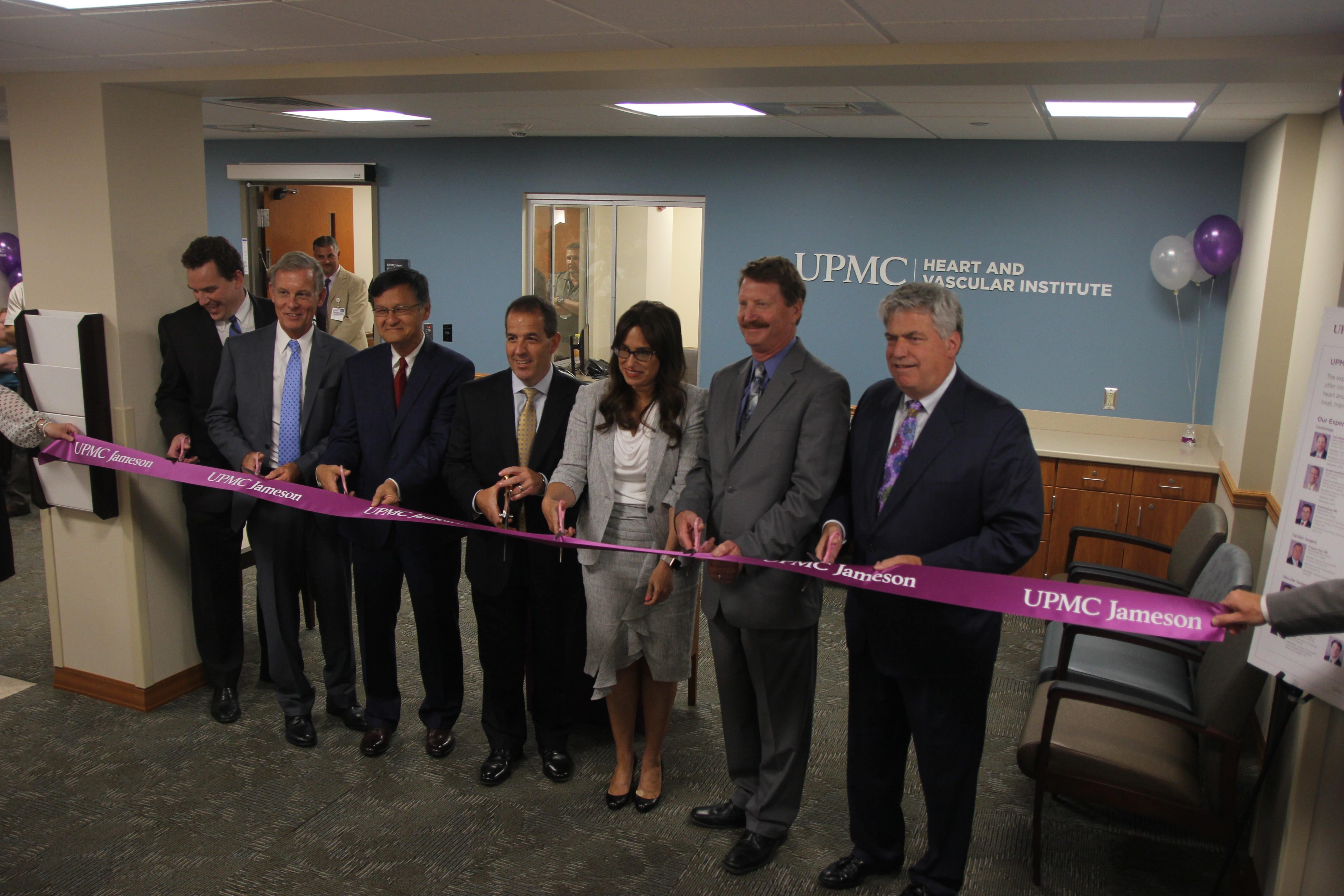 UPMC Jameson Unveils New Outpatient Center
