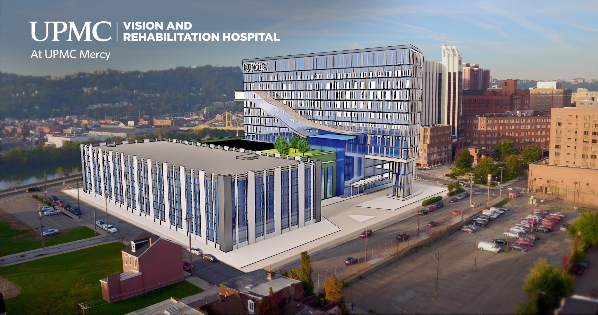 UPMC Announces Investment to Build 3 Specialty Hospitals