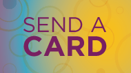 Send a patient a free, hand delivered E-card