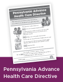 Download the PDF about advance medical planning (link opens a new window).