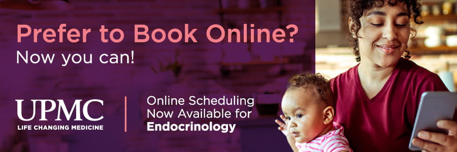 Endocrinology Homepage Banner