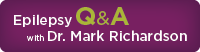 Epilepsy Q and A with Doctor Mark Richardson