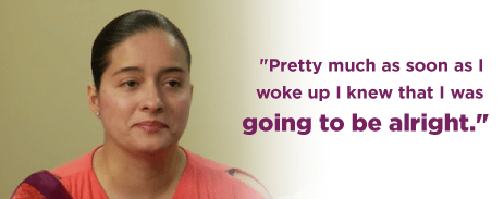 Karina Tapia – Meningioma, Optic Nerve Compression Patient Story