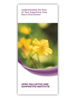 Understanding the Role of Your Gero-Palliative Nurse Practitioner