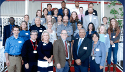 Center for Interstitial Lung Disease Group Photo