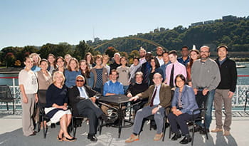 The staff of the Simmons Center for Interstitial Lung Disease
