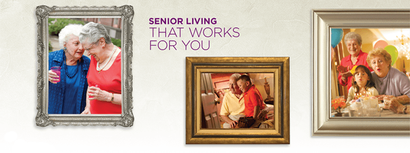 Senior living that works for you
