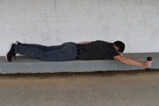 Prone Horizontal Abduction (Neutral)