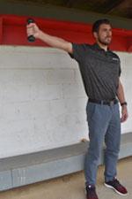 baseball pitchers  throwers ten exercise program  upmc
