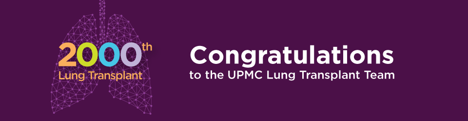 UPMC Lung Transplant Team